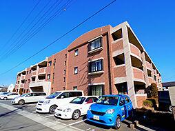 埼玉県ふじみ野市駒林の賃貸マンションの外観