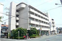 京都府京都市右京区西院北矢掛町の賃貸マンションの外観