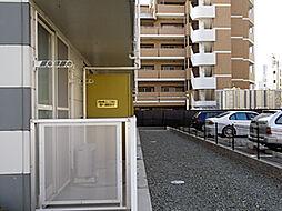 兵庫県姫路市三左衛門堀西の町の賃貸アパートの外観
