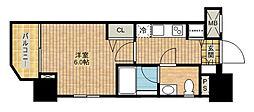 ロアール武蔵新城[704号室]の間取り