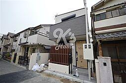 兵庫県神戸市須磨区関守町3丁目の賃貸アパートの外観