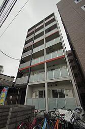 神奈川県横浜市保土ケ谷区岩井町の賃貸マンションの外観
