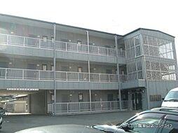 大阪府東大阪市西石切町の賃貸マンションの外観