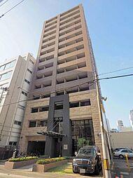 カスタリア堺筋本町[9階]の外観