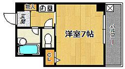 マンションSGI[4A号室]の間取り