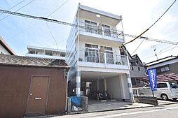 愛知県名古屋市南区曽池町2の賃貸アパートの外観