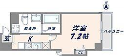 第7美和マンション[2階]の間取り