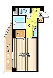 セイコーガーデンIII[3階]の間取り