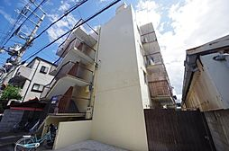 コーポ大勝[4階]の外観