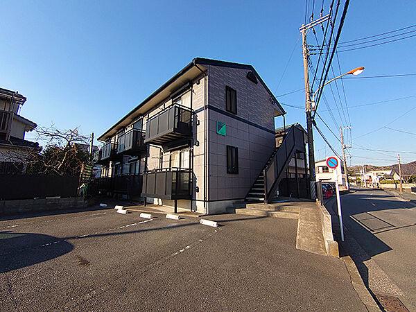 パルトコゼキ 2階の賃貸【神奈川県 / 横須賀市】