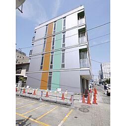 M HOUSE[402号室]の外観