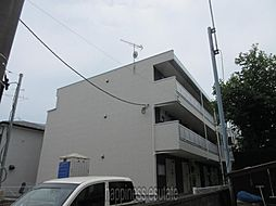 リブリ・Arivio(アリヴィーオ)[2階]の外観