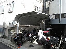 東栄荘[2階]の外観