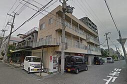 兵庫県神戸市灘区岩屋北町3丁目の賃貸アパートの外観