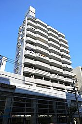 ライオンズマンション門前仲町第6[3階]の外観