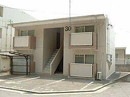 鹿隈リゾートタウン30[2階]の外観