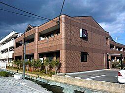 大阪府茨木市島4丁目の賃貸マンションの外観