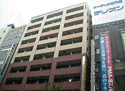 東京都千代田区外神田1丁目の賃貸マンションの外観