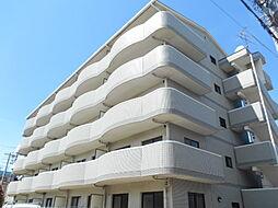 大阪府高石市高師浜3丁目の賃貸マンションの外観