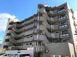 プロスベール高安[6階]の外観