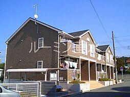 兵庫県神戸市西区今寺の賃貸アパートの外観