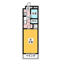 尾張一宮駅 4.1万円