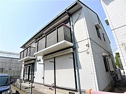 沼田ハイツI[102号室]の外観