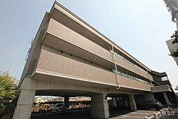 広島県福山市御幸町大字上岩成の賃貸マンションの外観
