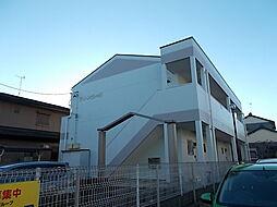 グリーンビレッジ[2階]の外観