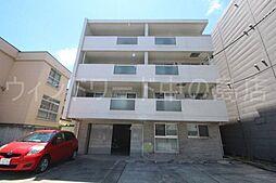 北海道札幌市豊平区豊平一条8丁目の賃貸マンションの外観