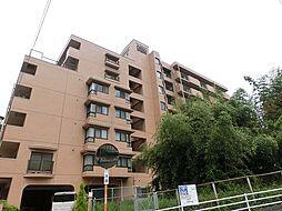 ライオンズマンション牛田東[1階]の外観