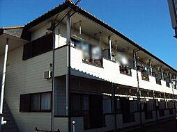第二田辺コーポ[108号室]の外観