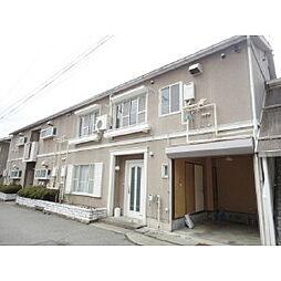 TOWNY TAKIZAWA B棟[2階]の外観