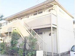 東京都青梅市師岡町4丁目の賃貸アパートの外観