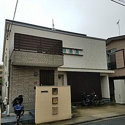 神奈川県川崎市中原区小杉御殿町1丁目の賃貸アパートの外観