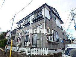 ホワイトキャッスル北仙台[2階]の外観