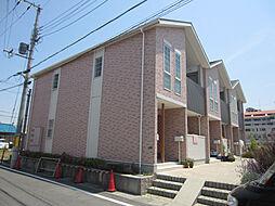 大阪府岸和田市尾生町6丁目の賃貸アパートの外観