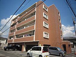 愛媛県松山市枝松2丁目の賃貸マンションの外観