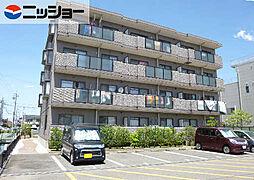 クレール桜田[2階]の外観