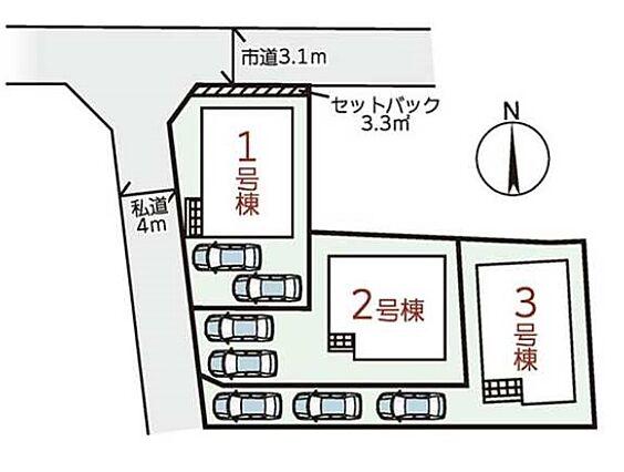 区画図です。