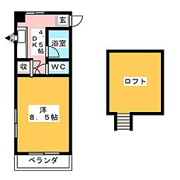 清水駅 5.2万円
