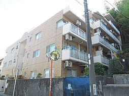 神奈川県横浜市鶴見区寺谷2丁目の賃貸マンションの外観