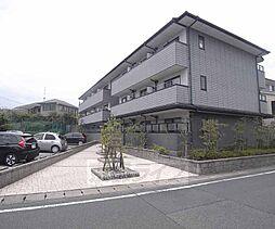 京都府京都市西京区松室北河原町の賃貸マンションの外観