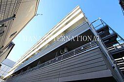 埼玉県草加市高砂2の賃貸マンションの外観