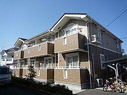福岡県糟屋郡宇美町宇美東1の賃貸アパートの外観