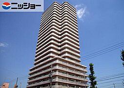 愛知県名古屋市北区志賀本通1丁目の賃貸マンションの外観