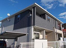 兵庫県姫路市四郷町東阿保の賃貸アパートの画像