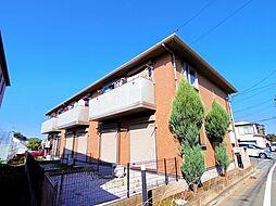 オリエンタル・コートA[2階]の外観