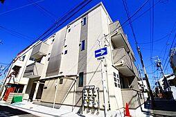 大阪府大阪市西成区千本中1丁目の賃貸アパートの外観