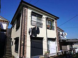 コーポユーカリ[2階]の外観